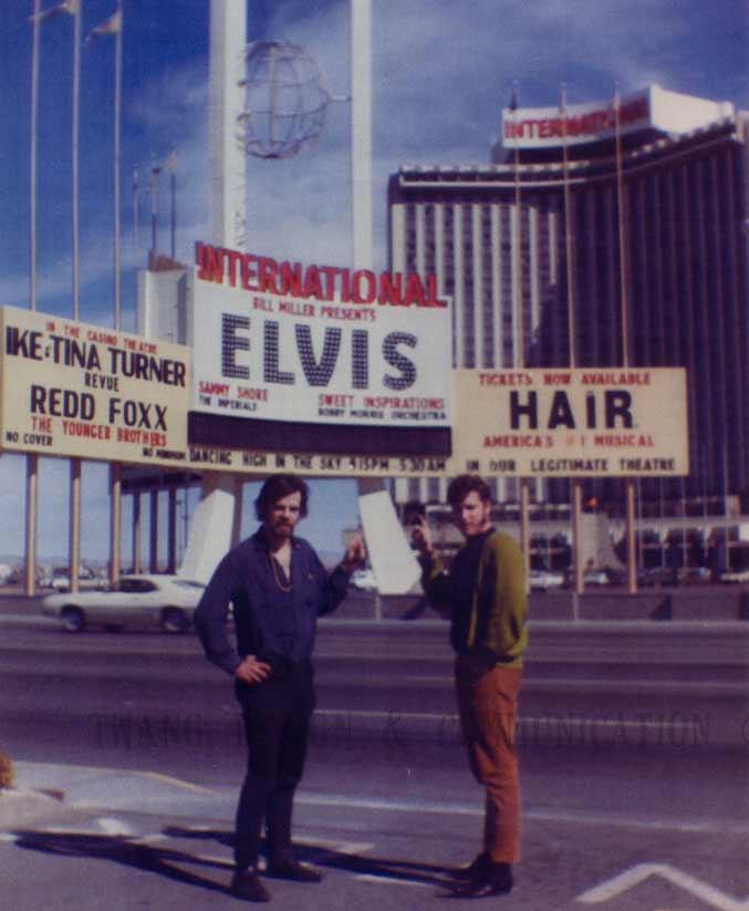Elvis Show Rich Hagensen